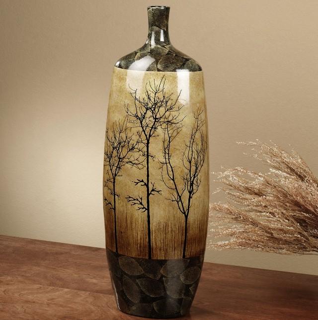 Tall Floor Vase Decoration Ideas