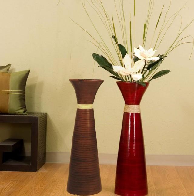 Tall Floor Vase Filler Ideas