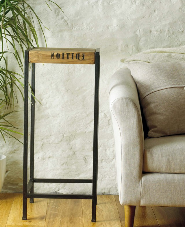 Tall Side Table Lamp