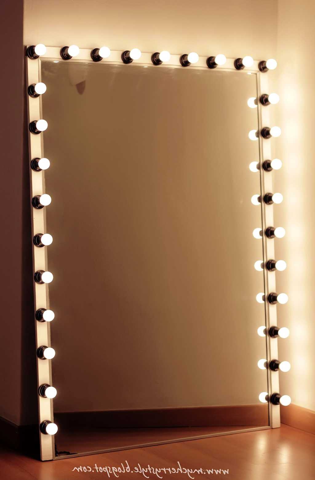 Vanity Mirror With Lights Bulbs