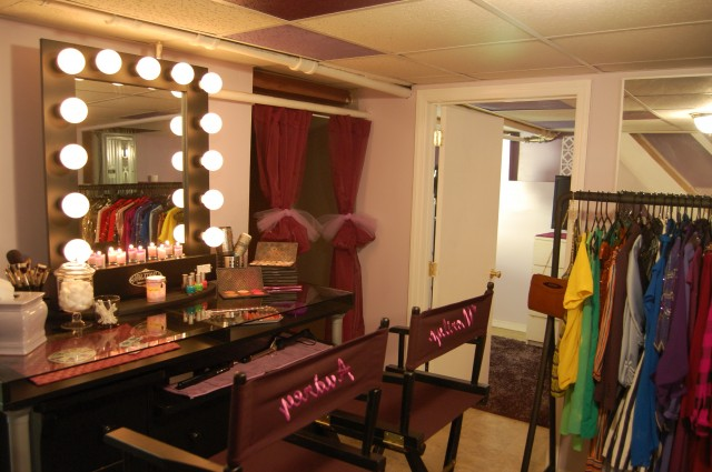 Vanity Makeup Mirrors With Lights Home Design Ideas