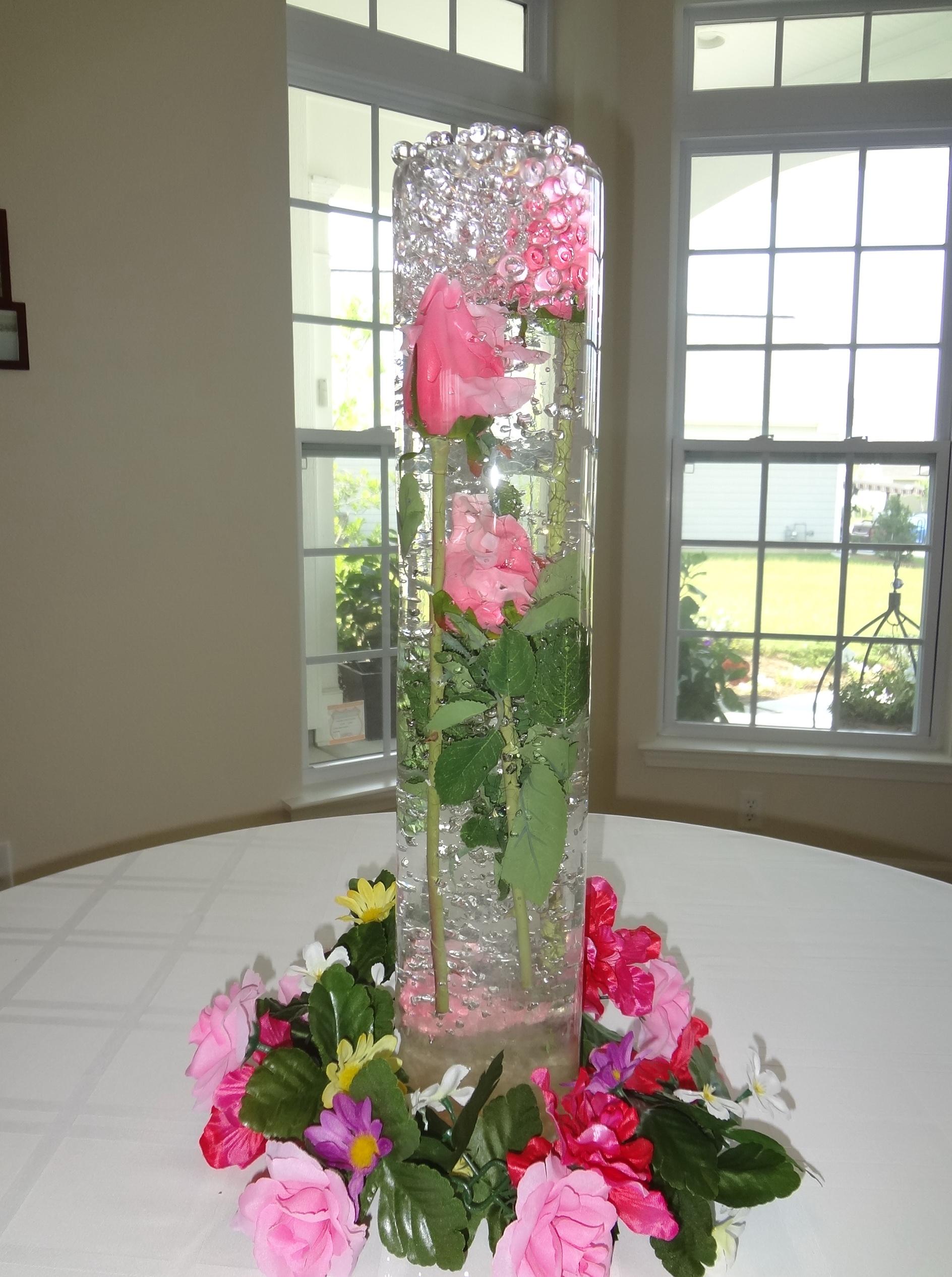 Vase Filler Ideas Wedding