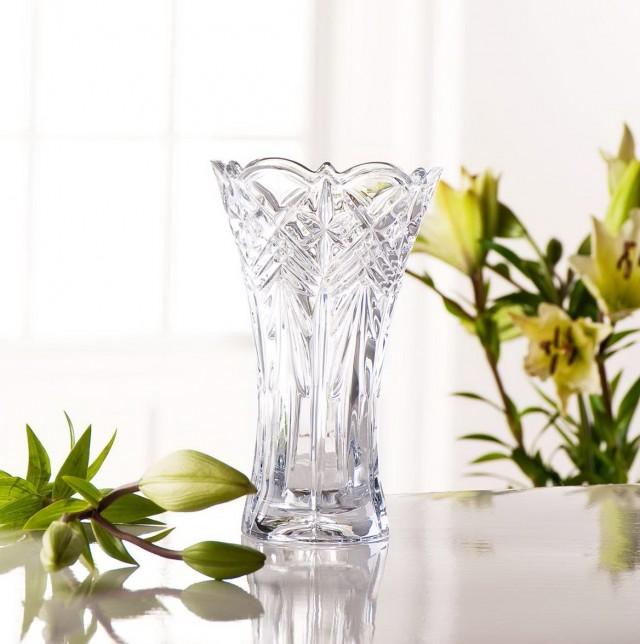 Waterford Crystal Vase 8 Inch