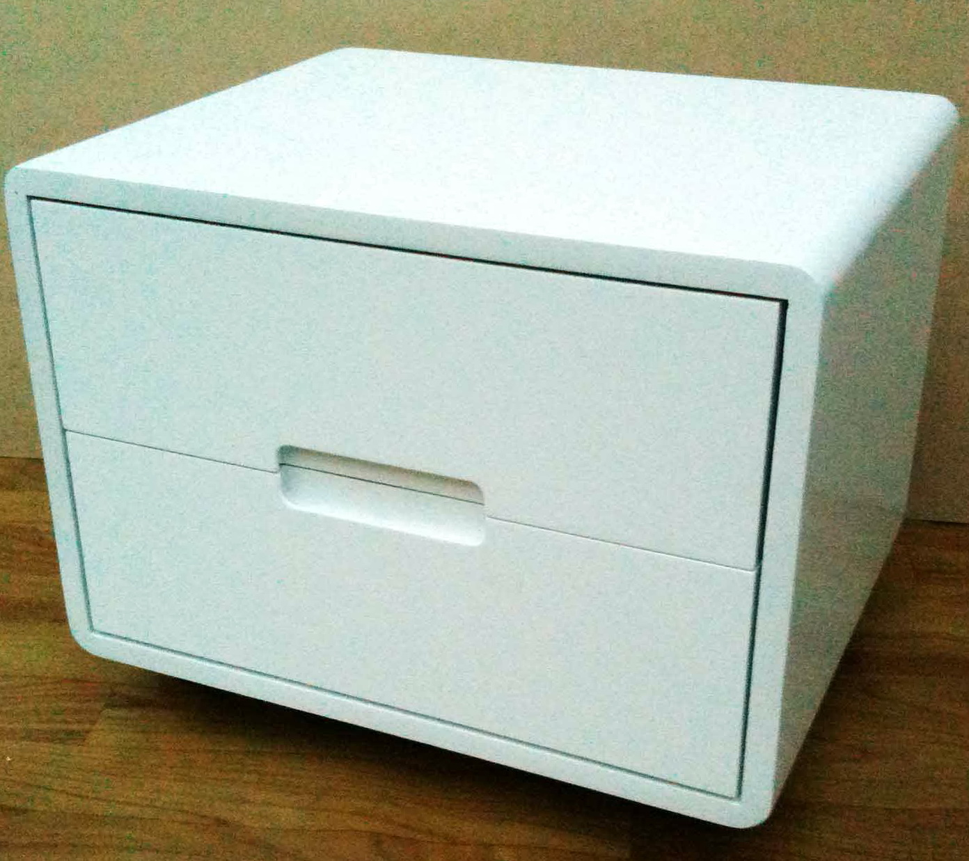 White Bedside Tables