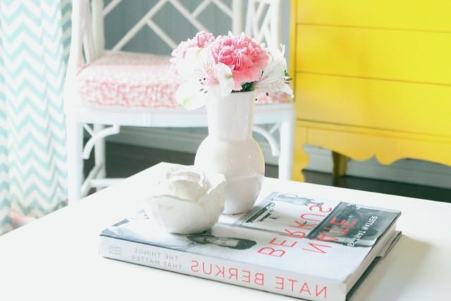 White Ceramic Vase Target