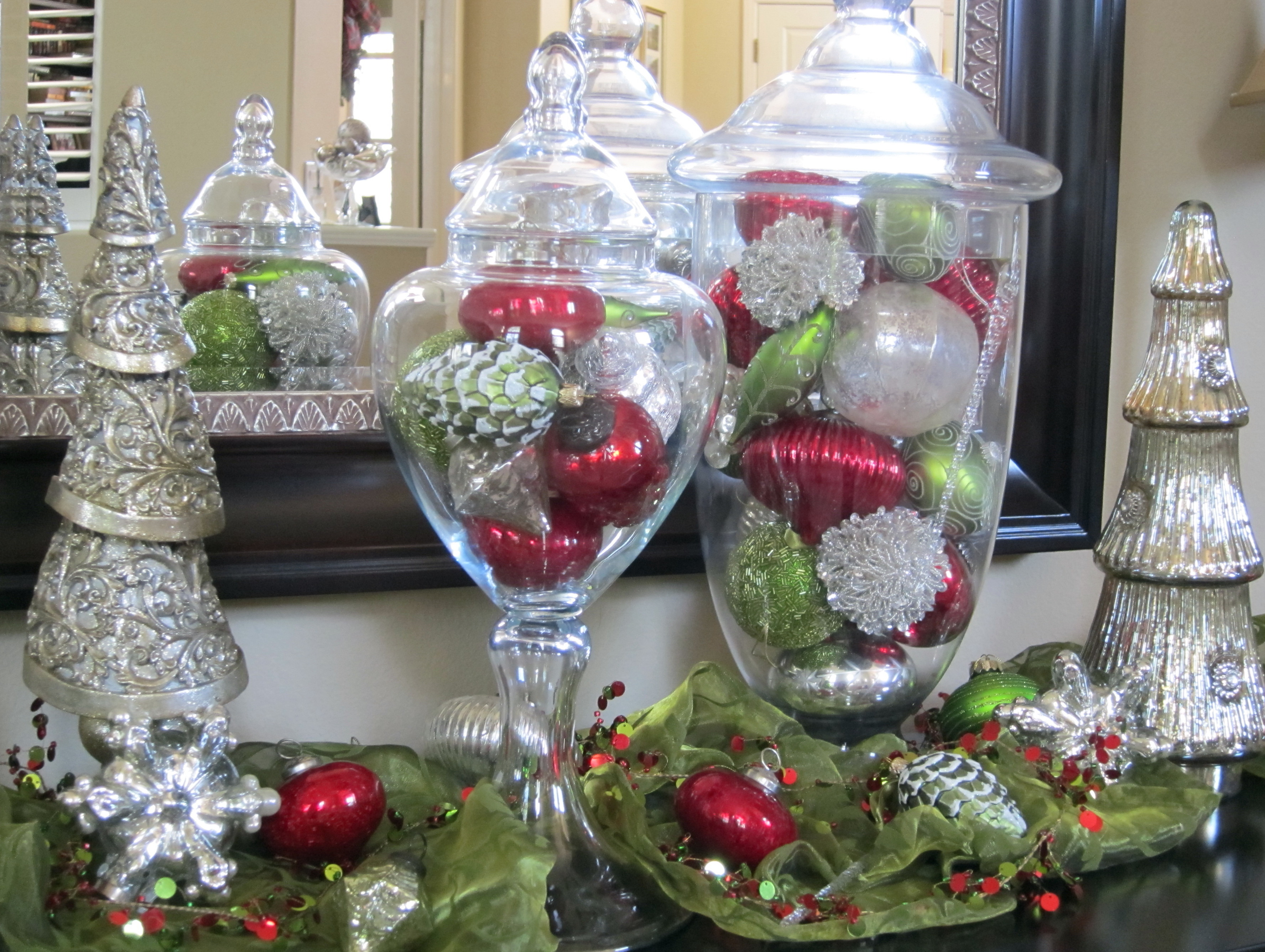 Winter Vase Filler Ideas