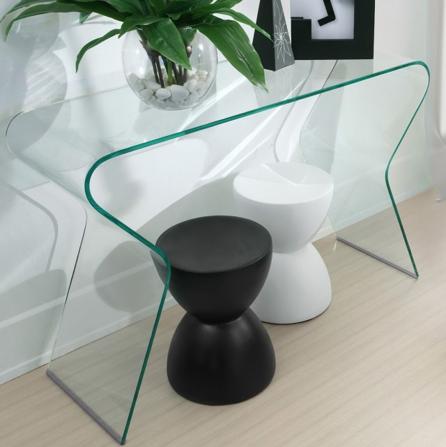Acrylic Console Table Canada