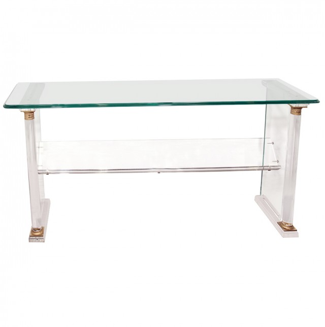 Acrylic Console Table Cheap