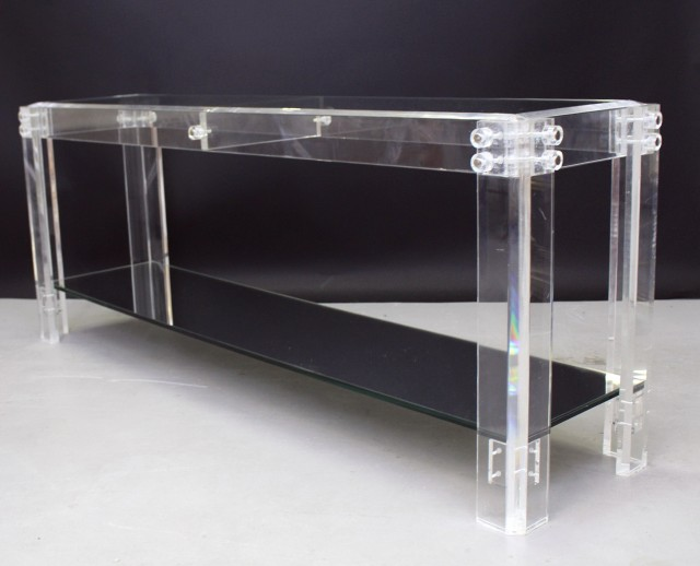 Acrylic Console Table Uk