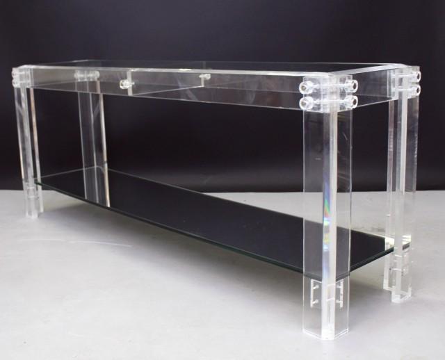 Acrylic Console Table Uk