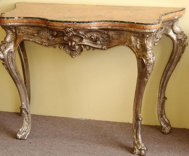 Antique Console Tables For Sale