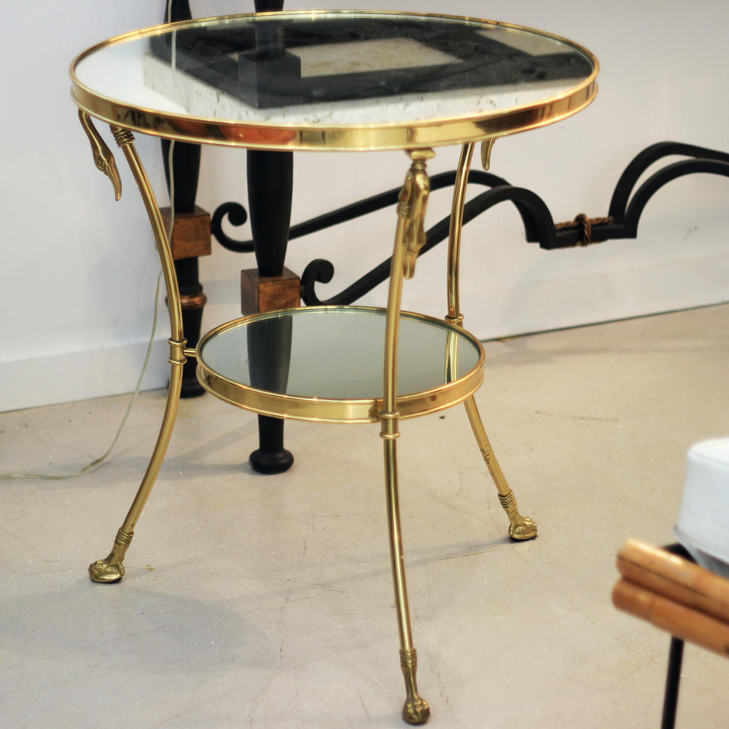 Antique Side Table Designs