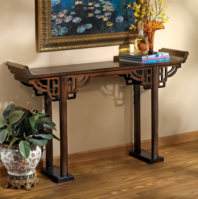 Asian Console Tables Furniture