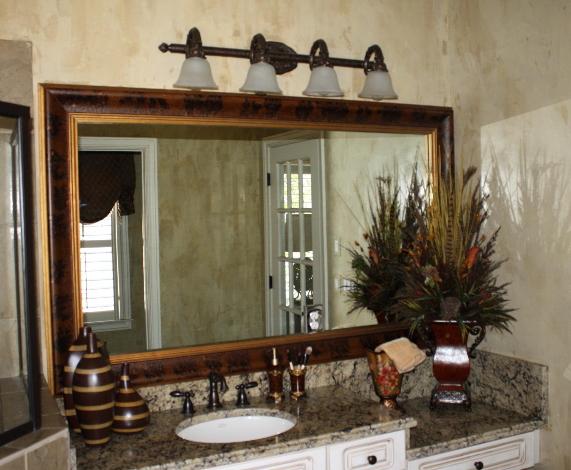 Bathroom Mirror Frames Atlanta