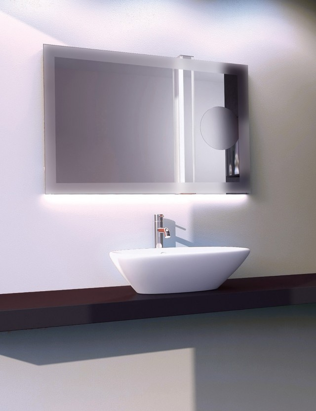 Bathroom Wall Mirrors With Lights
