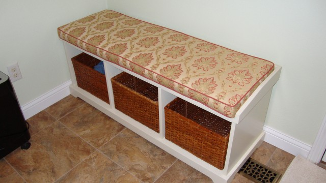 Custom Bench Cushion Indoor | Home Design Ideas