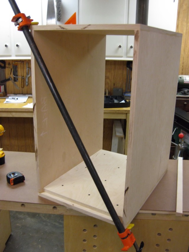 Benchtop Drill Press Stand Plans