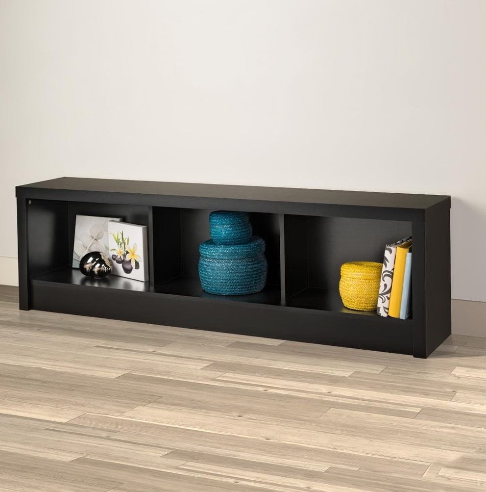 Black Storage Bench Canada