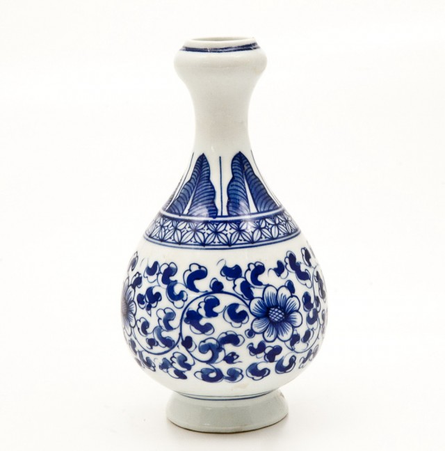 Blue And White Vase Tequila