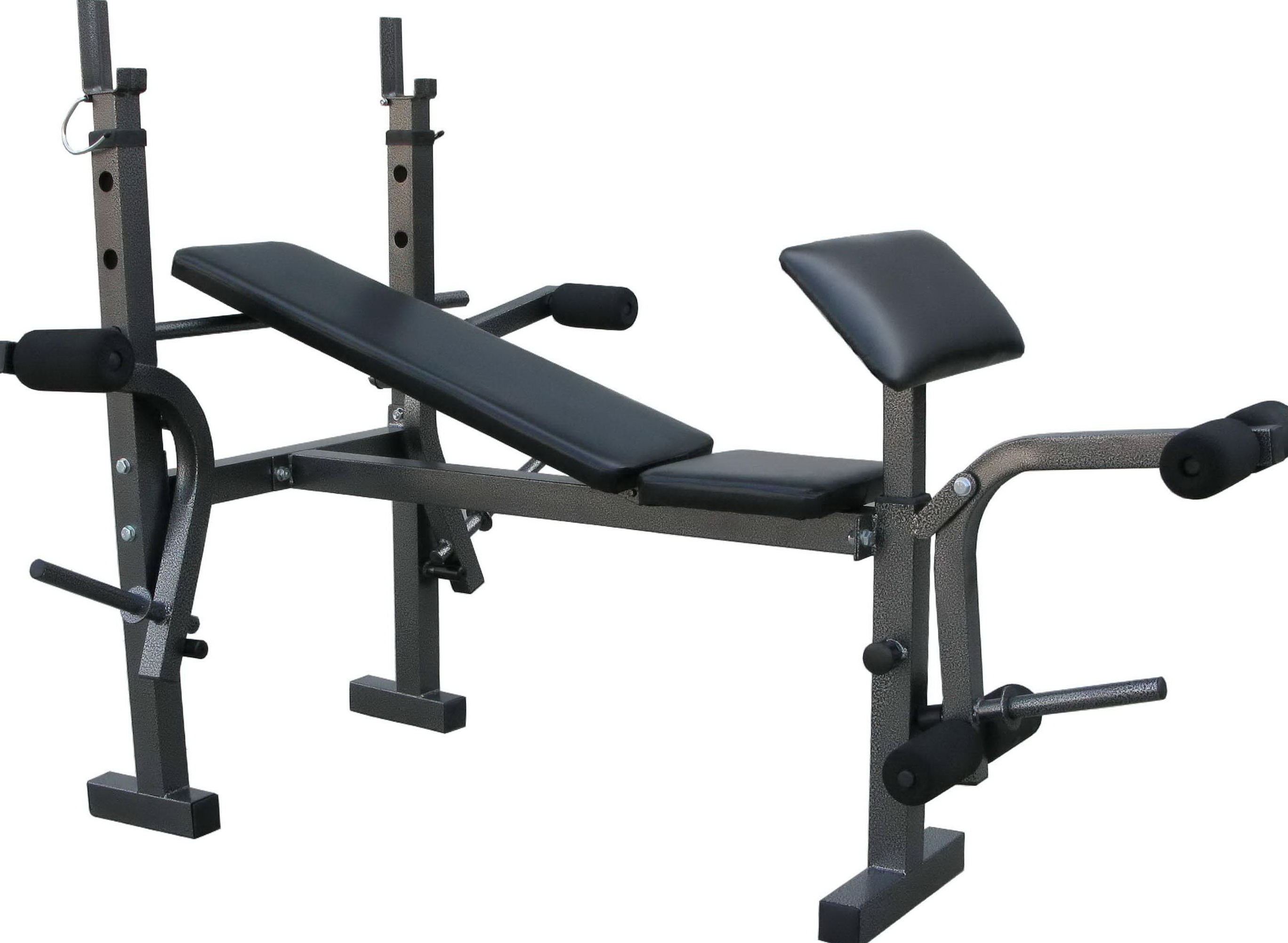 Body By Jake Weight Bench Set