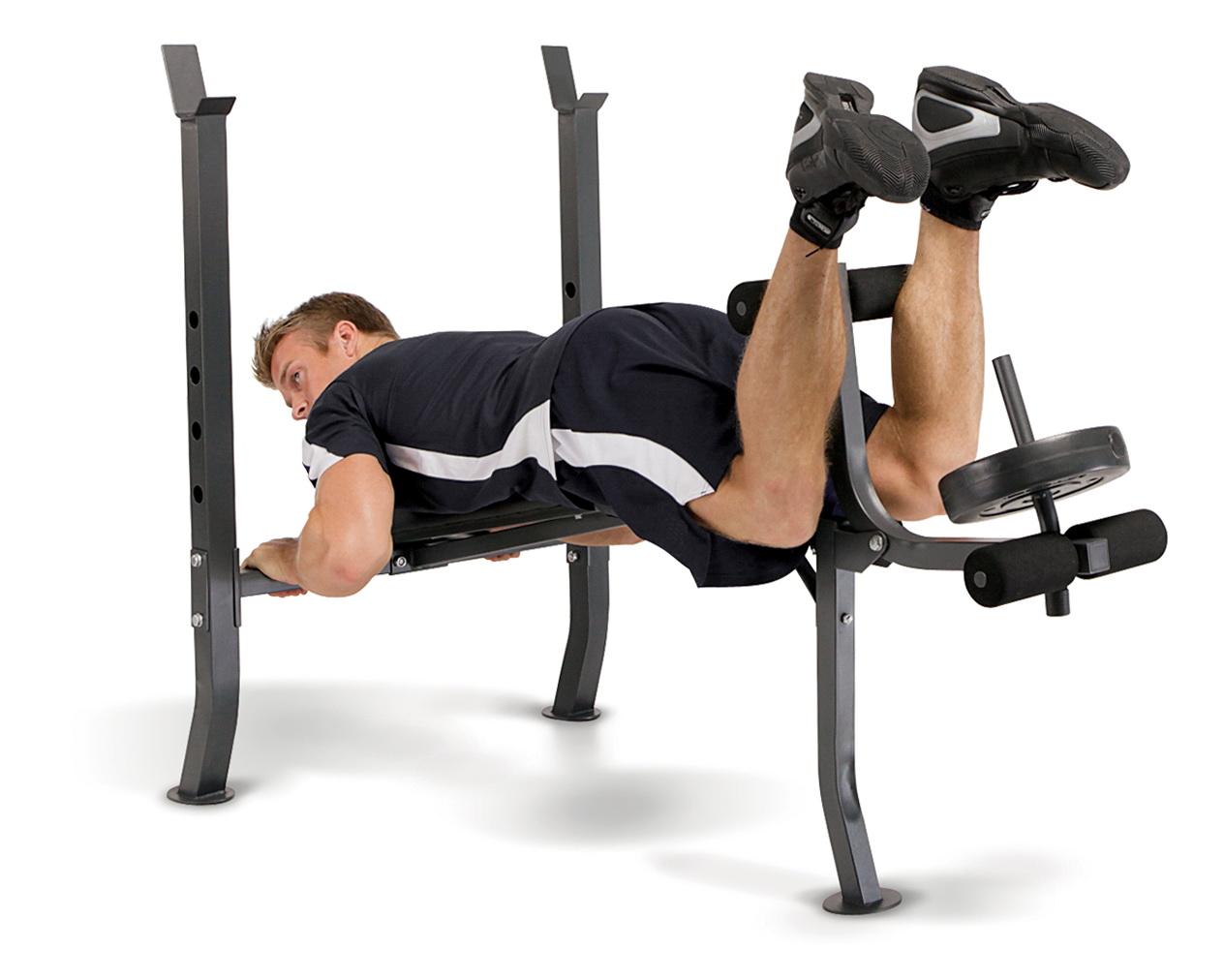 Body Champ Weight Bench Set
