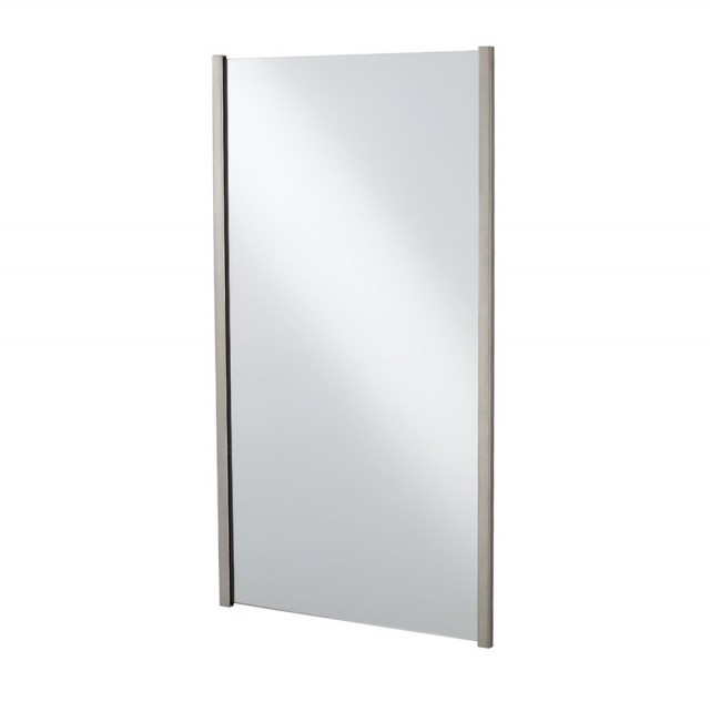 Brushed Nickel Mirror Home Depot