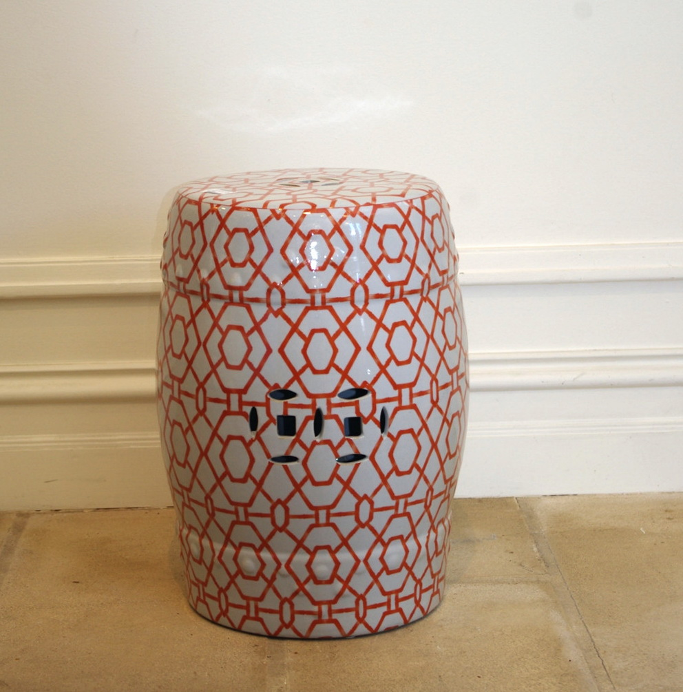 Ceramic Side Table Australia