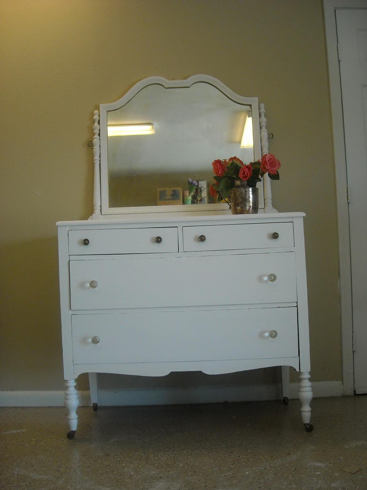Childrens White Dresser With Mirror Home Design Ideas