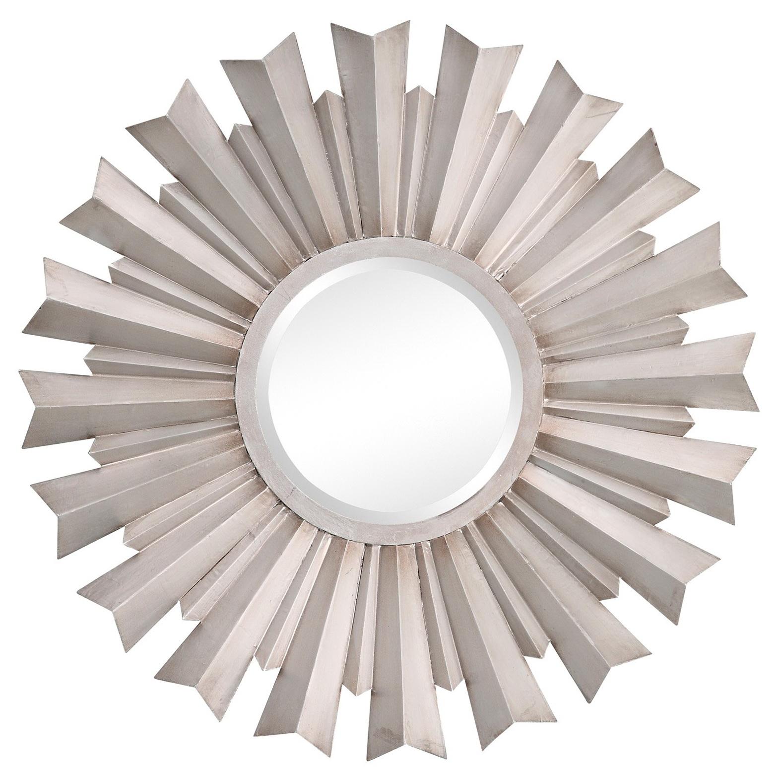 Circle Mirror Wall Art