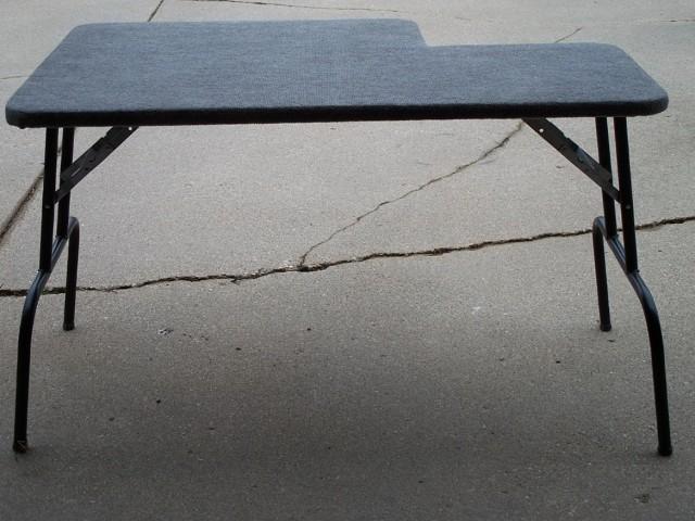 Concrete Shooting Bench Plans