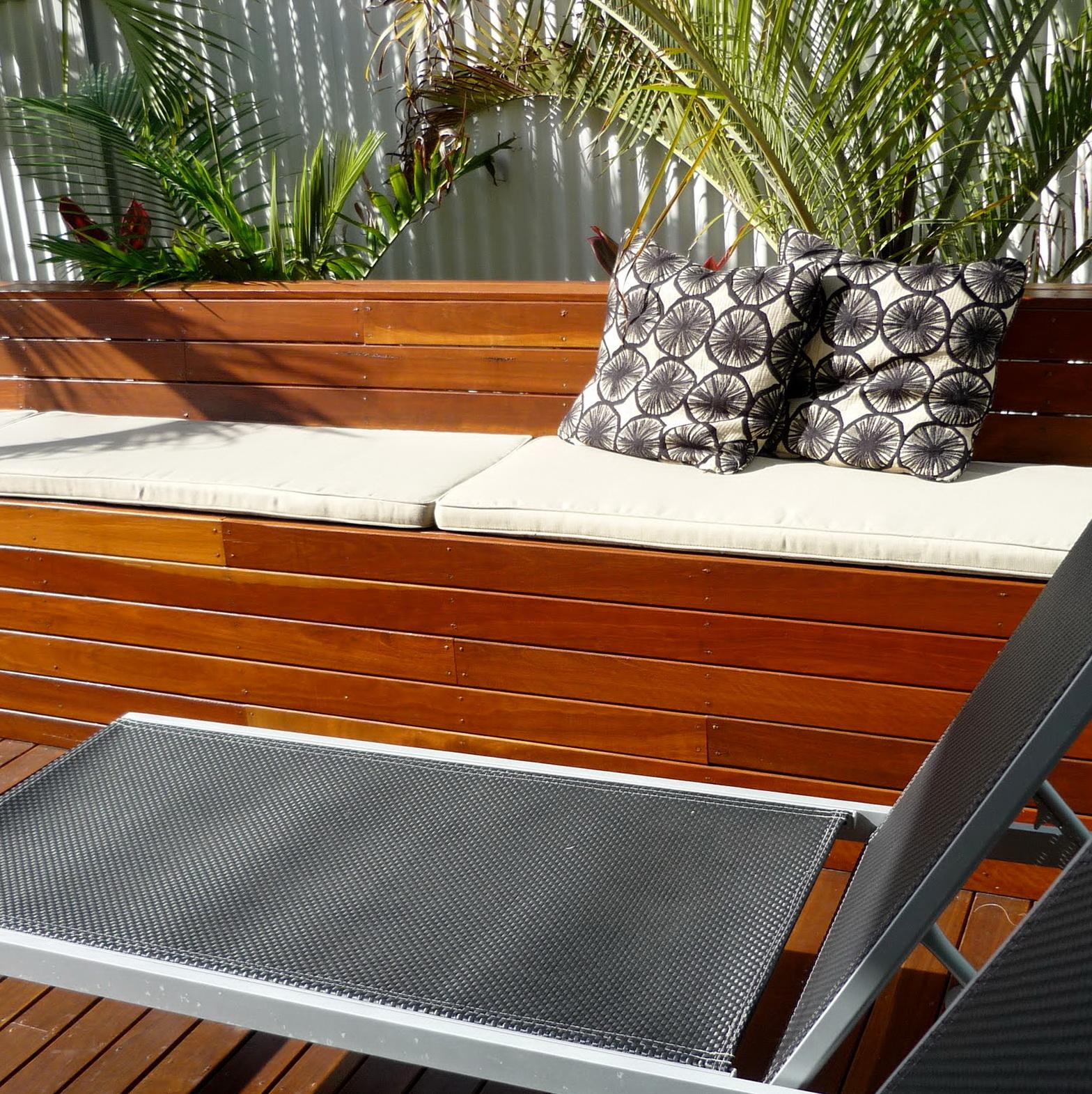 Custom Bench Cushions Uk
