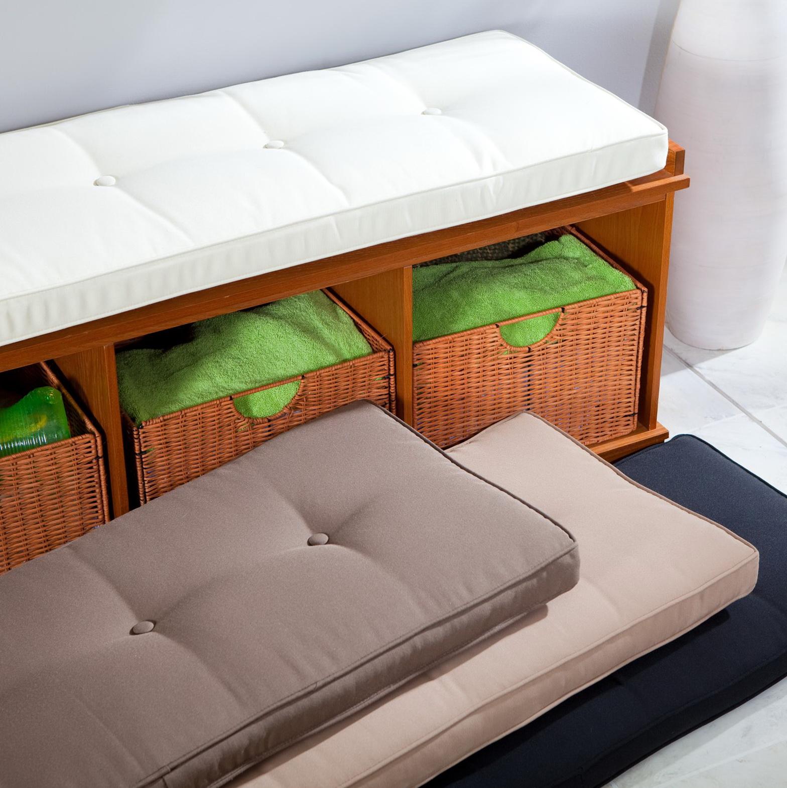 Custom Indoor Bench Cushions