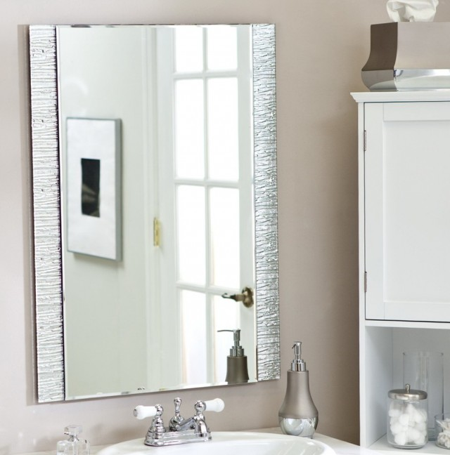 Decorative Mirrors For Bathrooms