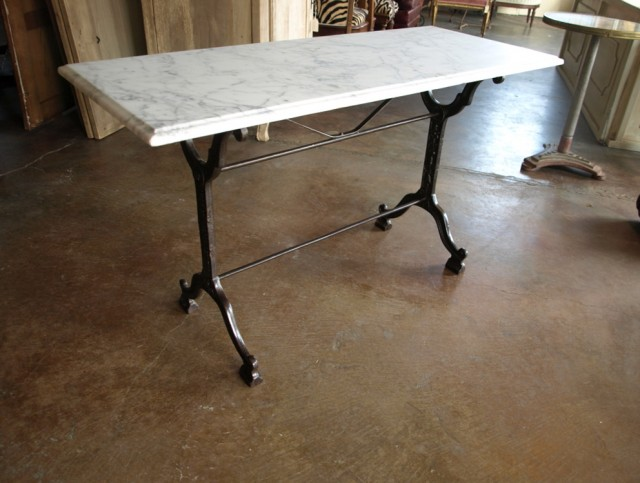 Diy Marble Top Console Table