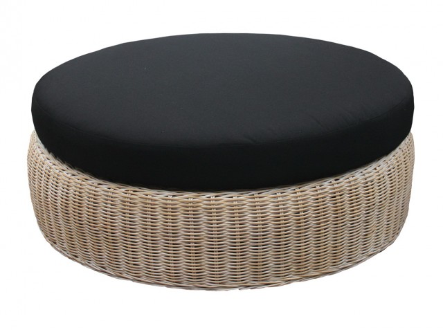 Diy Round Coffee Table Ottoman