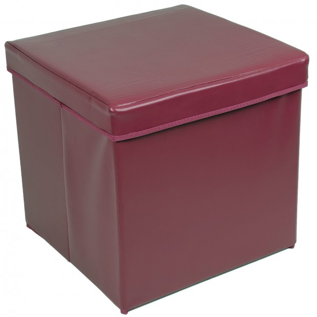 Diy Storage Ottoman Cube