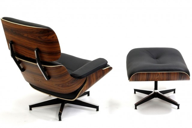 Eames Lounge Chair And Ottoman Ebay
