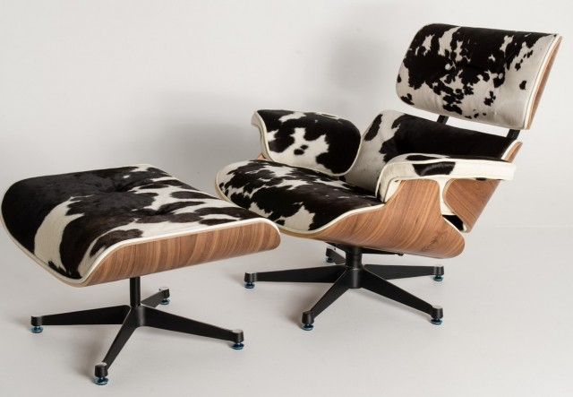 Eames Lounge Chair And Ottoman Used