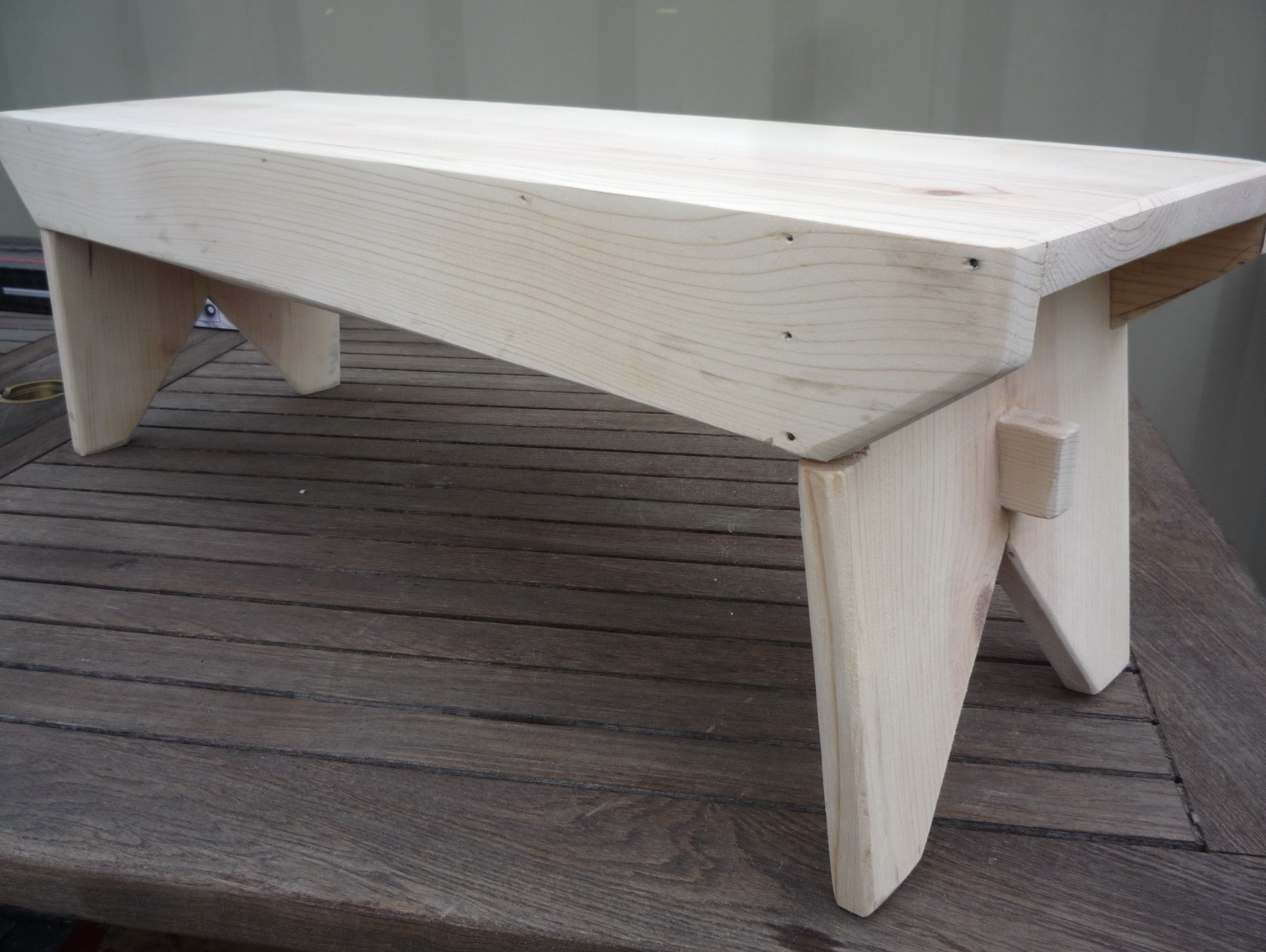 Easy Wood Bench Plans | Home Design Ideas