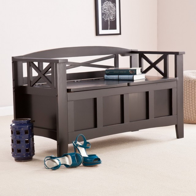 Entryway Bench With Storage Canada