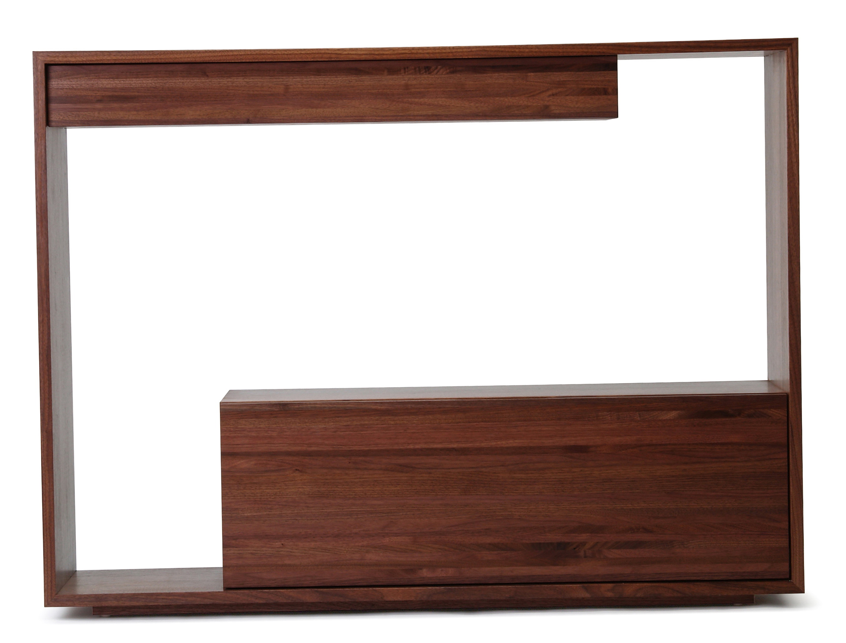 Entryway Console Table With Drawers