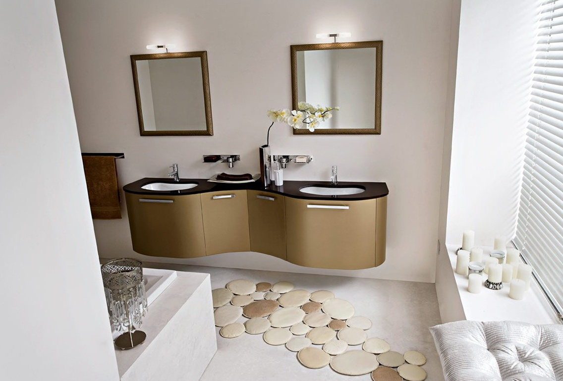 Fancy Mirrors For Bathrooms