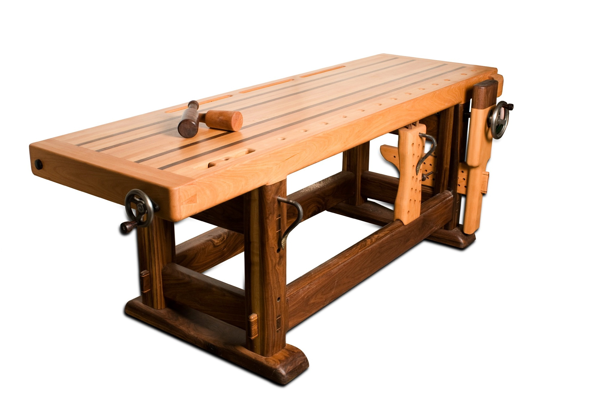 Woodworking Bench Ideas Part - 27: Fine Woodworking Bench Plans