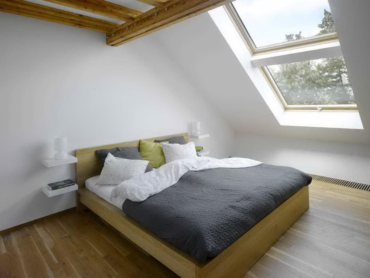 Floating Bedroom Side Tables