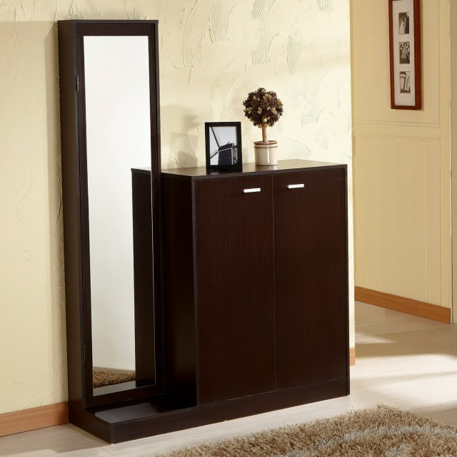 Floor Length Mirror In Living Room