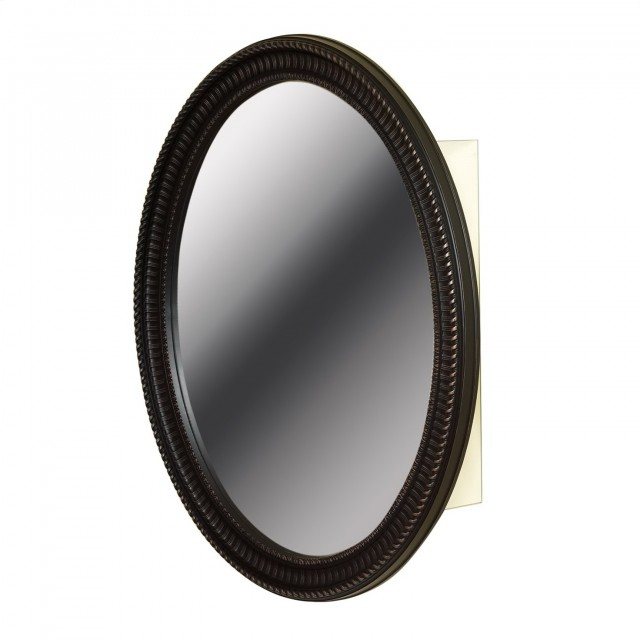 Fog Free Shower Mirror Oil Rubbed Bronze