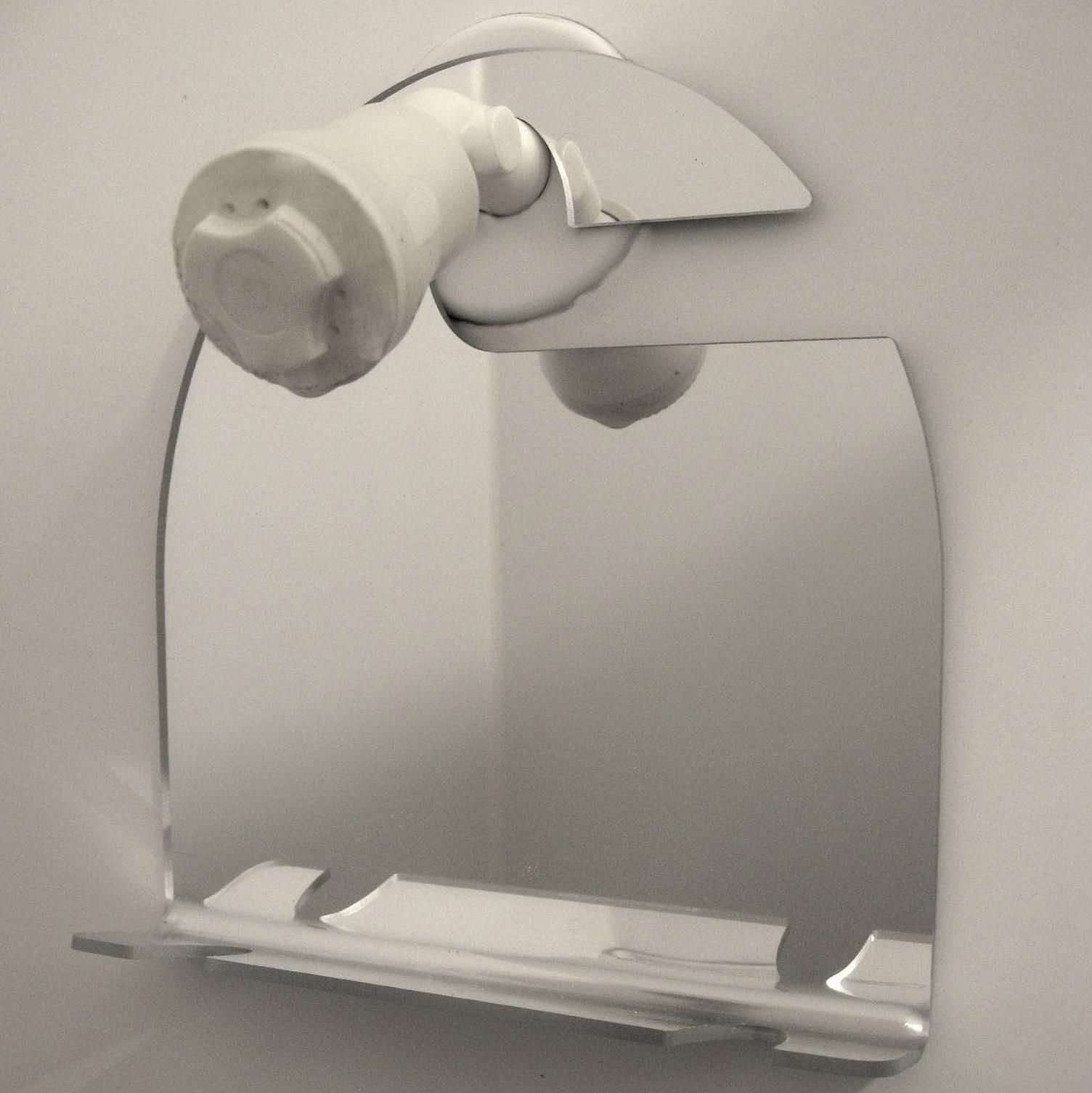 Fog Free Shower Mirror Shaving