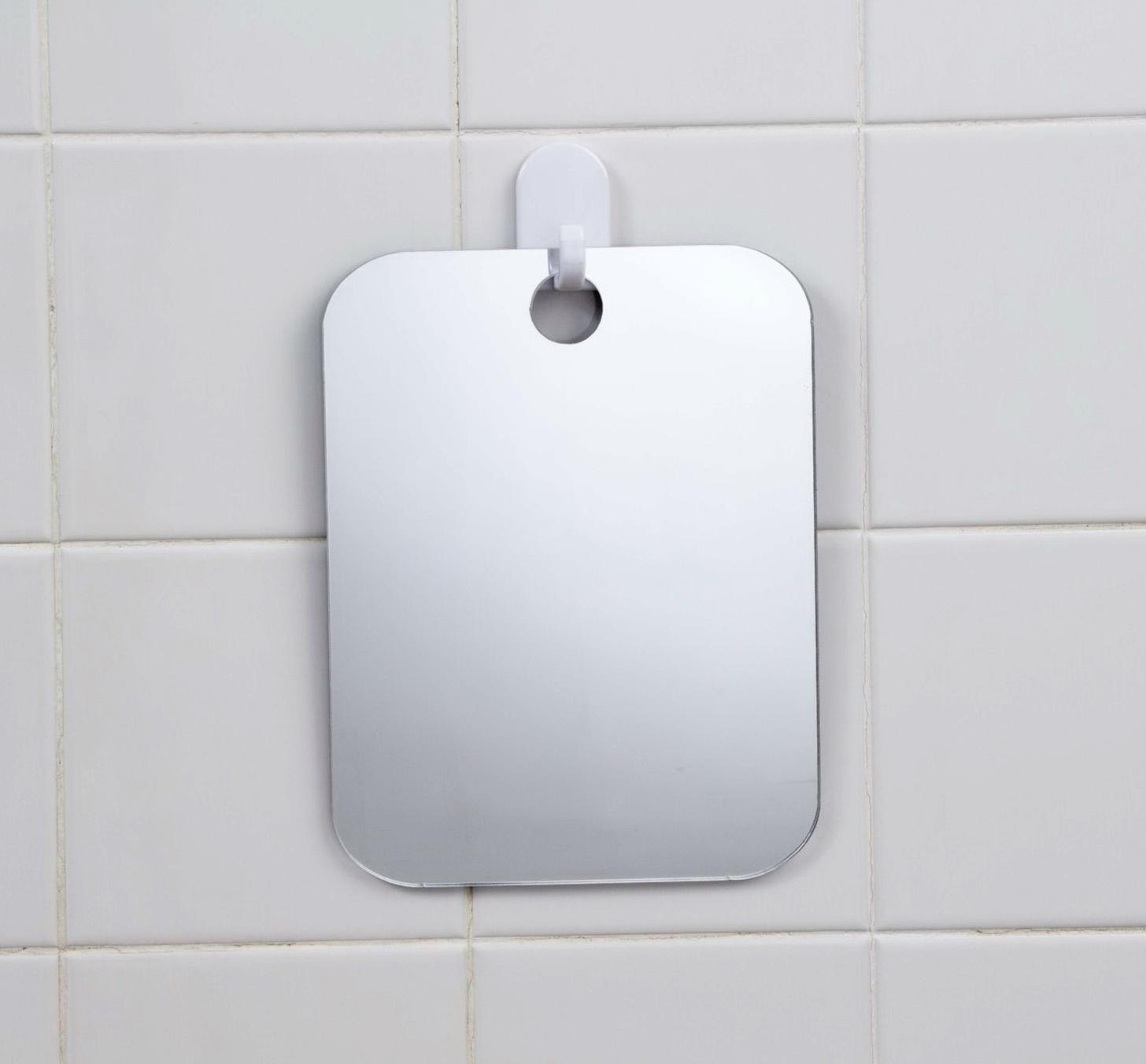 Fog Free Shower Mirror Target