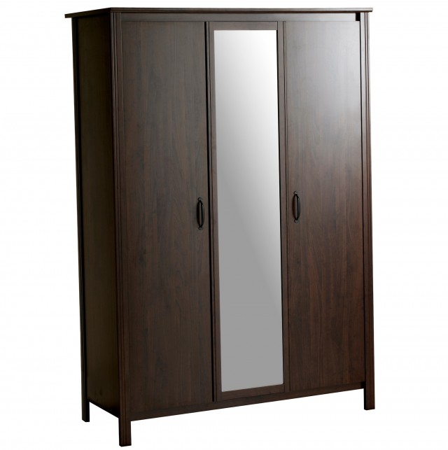 Free Standing Mirrored Wardrobes