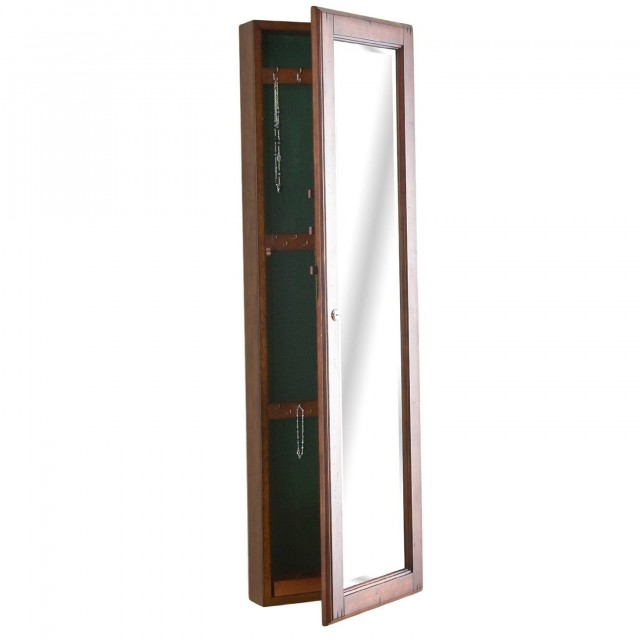 Full Length Mirrors With Jewelry Storage